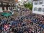 Kreismusikfest 2015 - Umzug und Festzelt